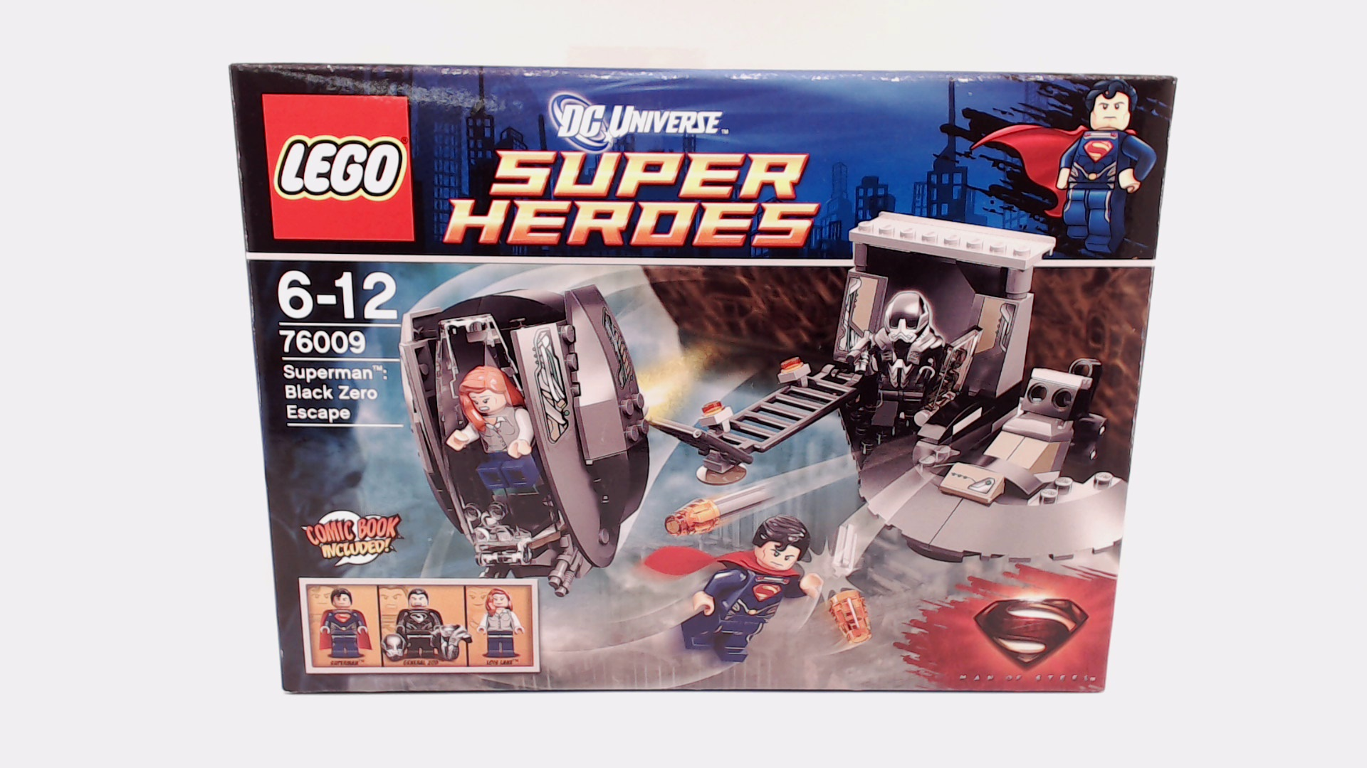 Picture Gallery for Lego 76009 Superman