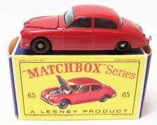 Neuf sous blister A, a Matchbox Stars of Cars MB692-2006 Jaguar XK