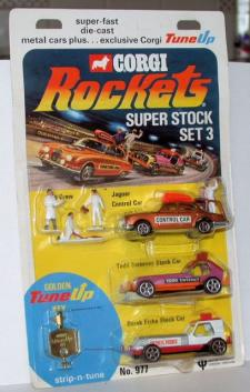 Picture Gallery for Corgi Rockets 977 Super Stock Set 3