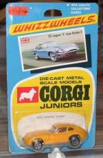 Jaguar E-Type 2 + 2