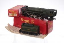 Picture Gallery for Triang R259S Britannia Loco