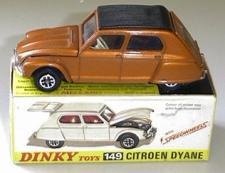 Picture Gallery for Dinky 149 Citroen Dyane