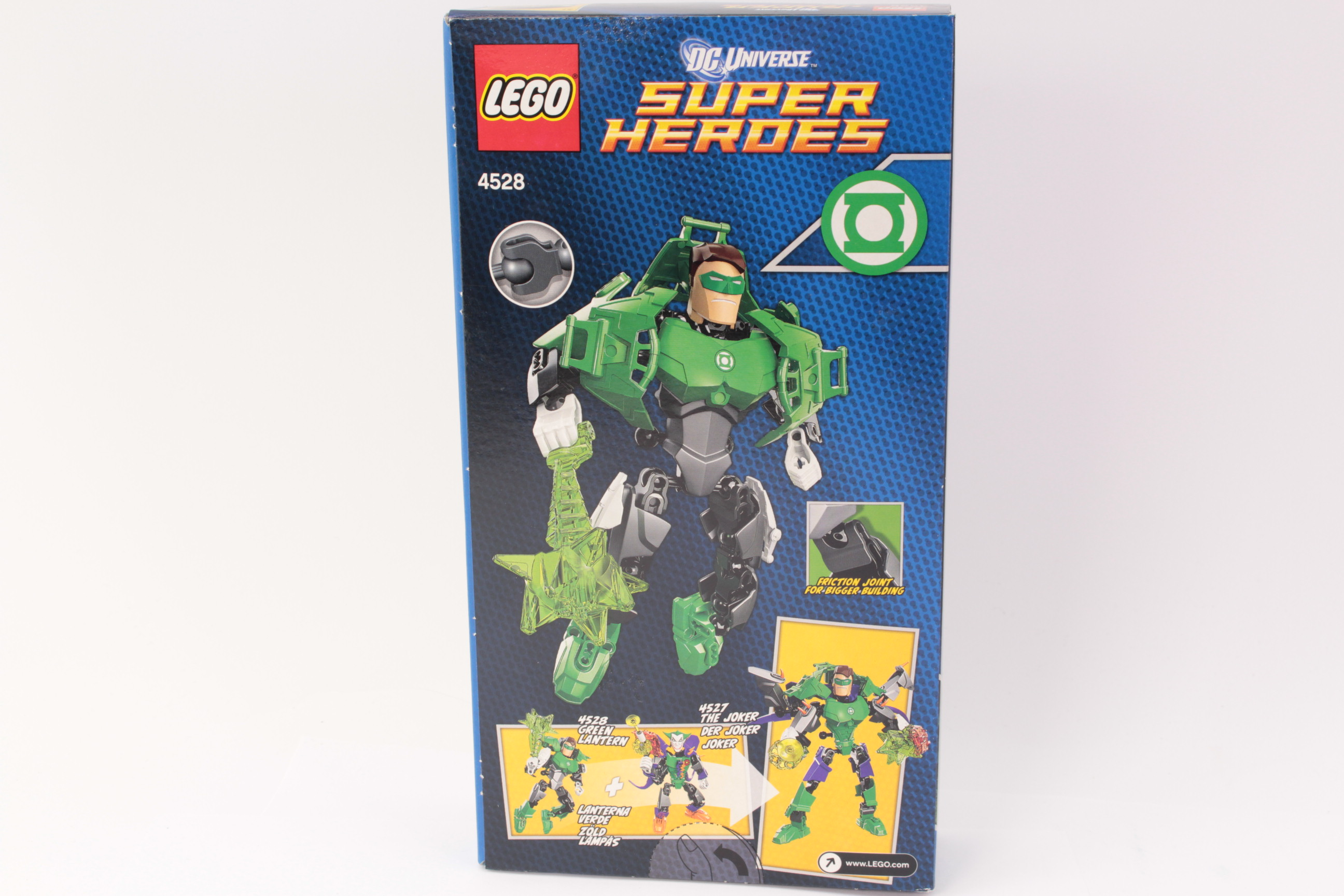 Picture Gallery for Lego 4528 Green Lantern Set