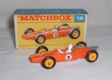 Picture Gallery for Matchbox 19d Lotus Racing Car