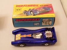 Picture Gallery for Matchbox 61c Blue Shark