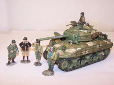 Picture Gallery for King  Country BBA15 Sherman Tank