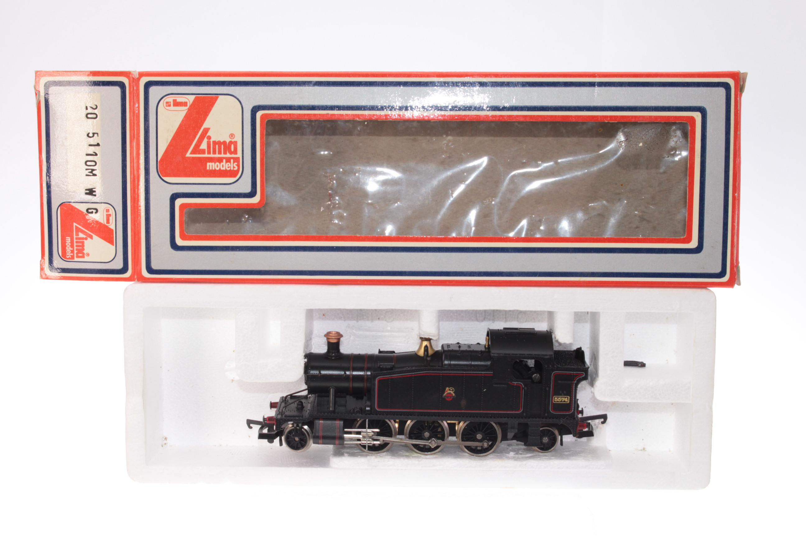 Picture Gallery for Lima 5110M Tank Loco