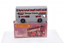 Picture Gallery for Matchbox 17f Londoner Bus (Berger)
