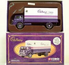 Bedford KM Box Lorry