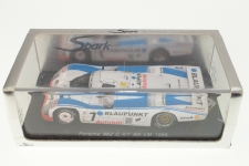 Picture Gallery for Spark S0937 Porsche 962 C