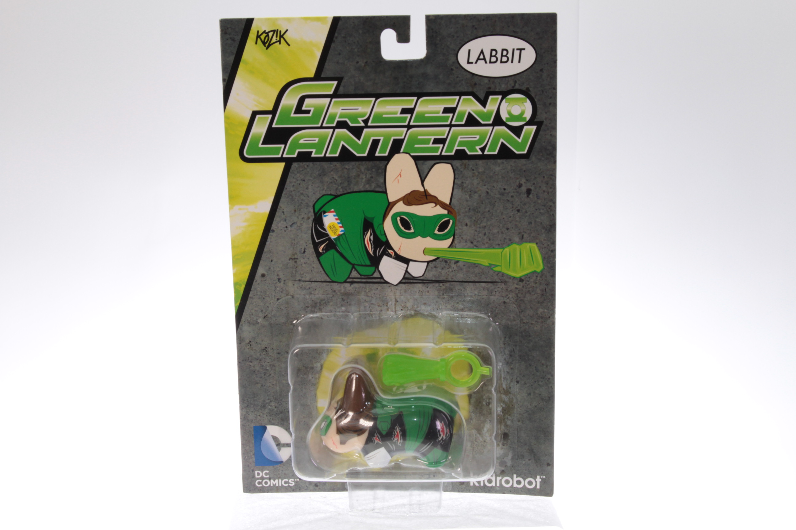 Picture Gallery for Kozik TKLCG112 Labbit - Green Lantern