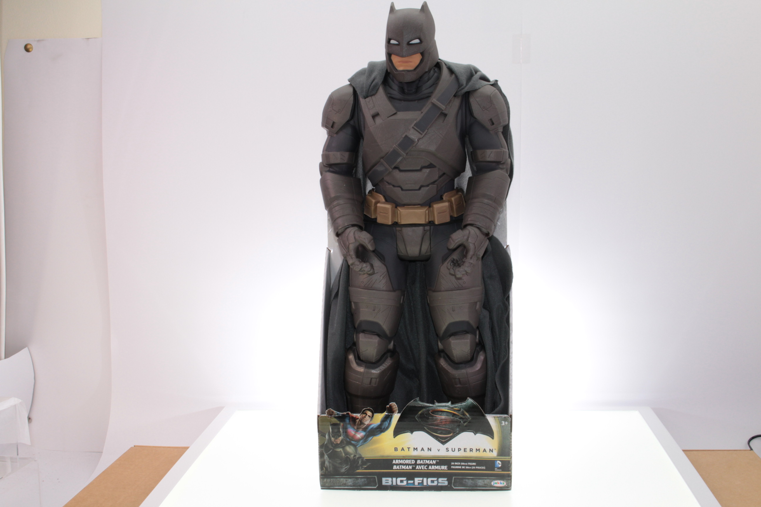 Picture Gallery for Jakks 96249 Armored Batman - Big Figs
