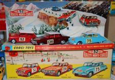 Monte Carlo Rally Set