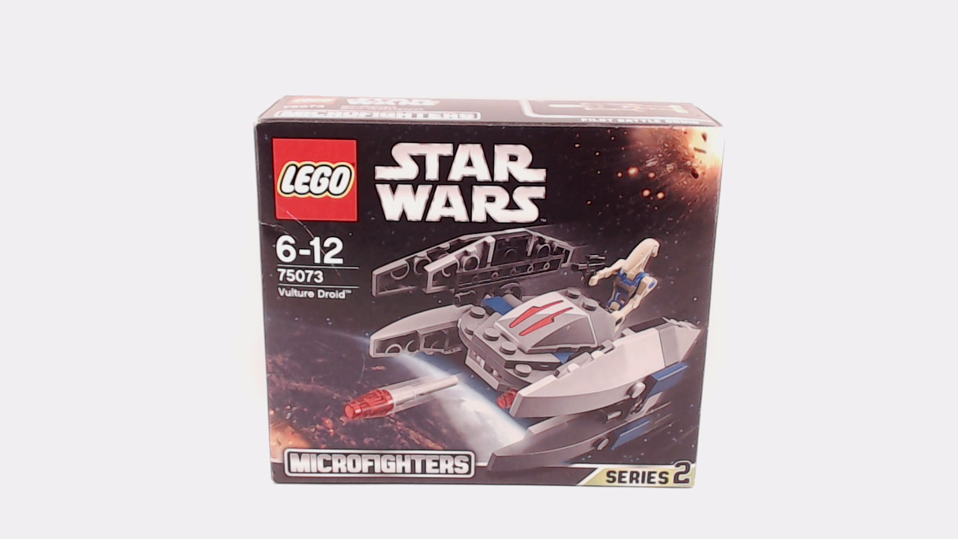 Picture Gallery for Lego 75073 Star Wars Set