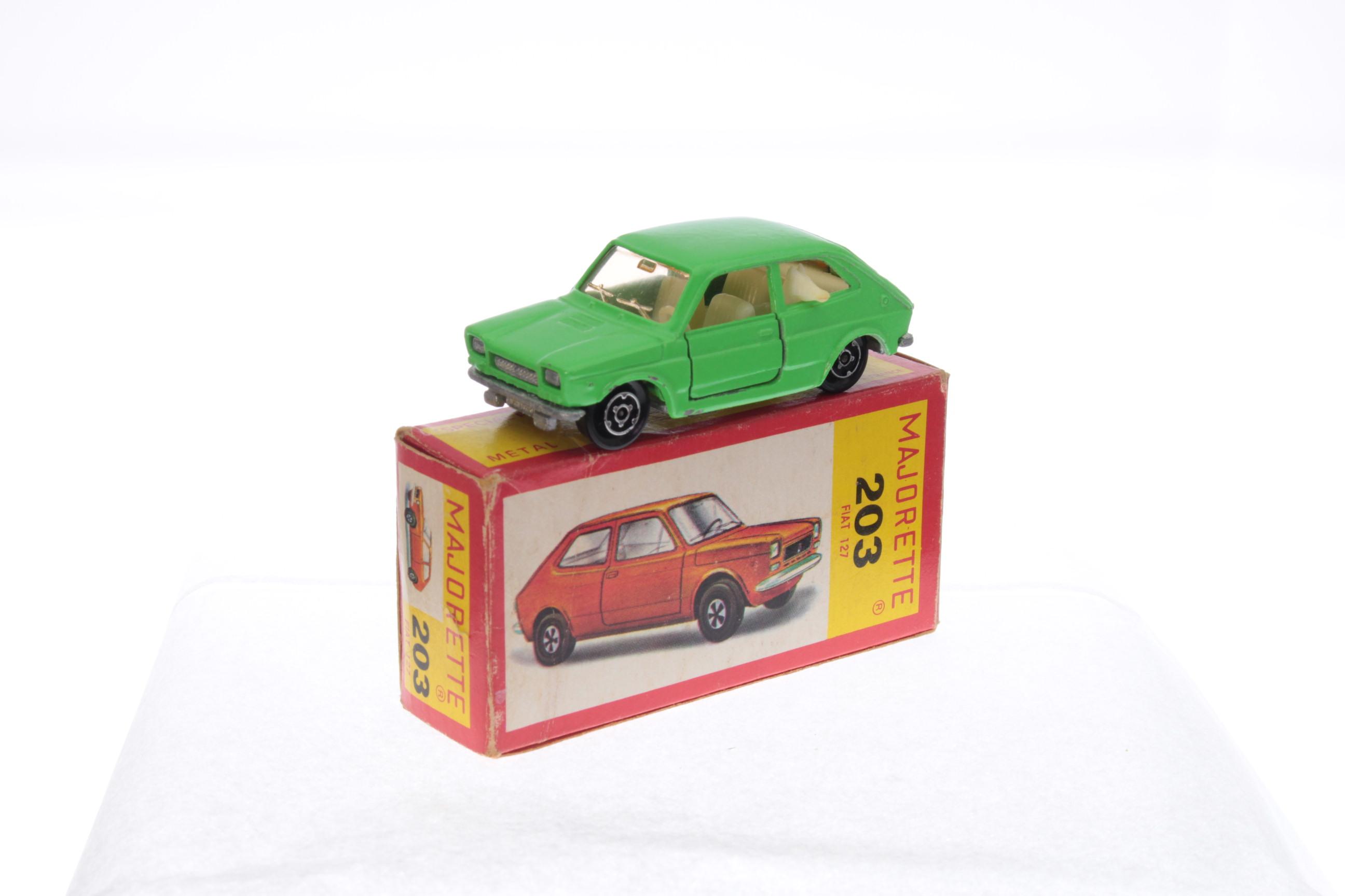Picture Gallery for Majorette 203 Fiat 127