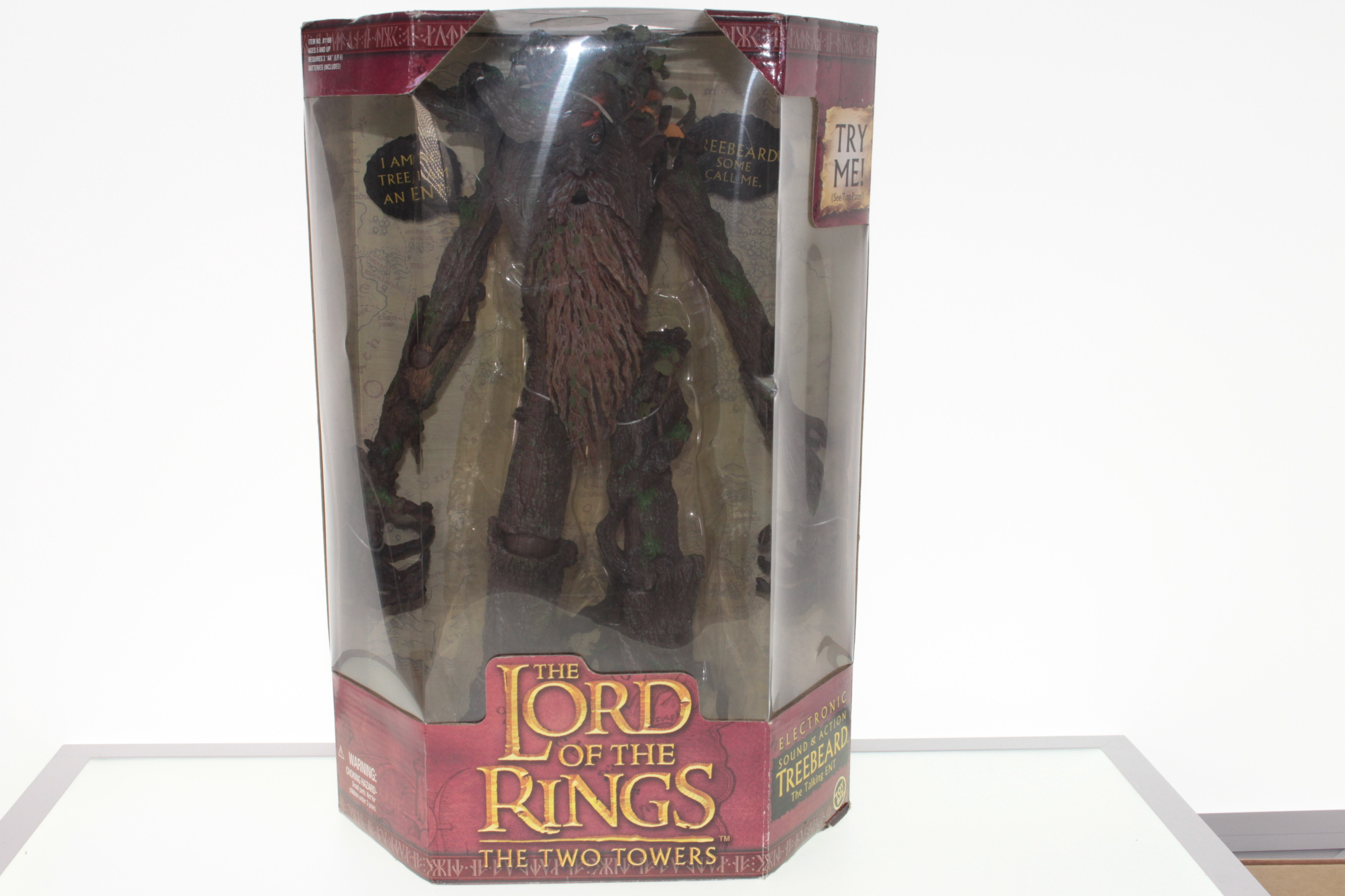 Picture Gallery for Toy Biz 81186 Treebeard