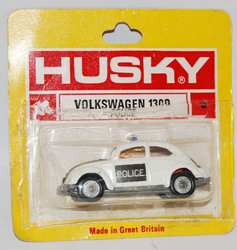 Picture Gallery for Husky 3 VW 1300 Police Car