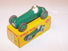 Picture Gallery for Dinky 233 Cooper Bristol Racing Car