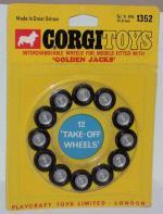 12 Take Off Wheels