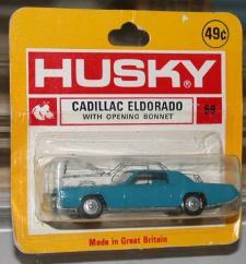 Picture Gallery for Husky 59 Cadillac Eldorado