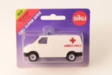 Picture Gallery for Siku 0835 VW Transporter Ambulance