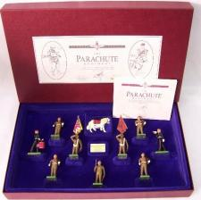 The Parachute Regiment.