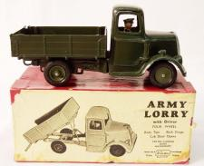 Picture Gallery for Britains 1334 Army Lorry (4 Wheel)