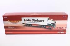 Corgi #CC13722 - Scania R Fridge Trailer - Eddie Stobart - Carlisle