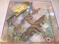Picture Gallery for Corgi 49501 Lancaster, Spitfire & Hurricane Set
