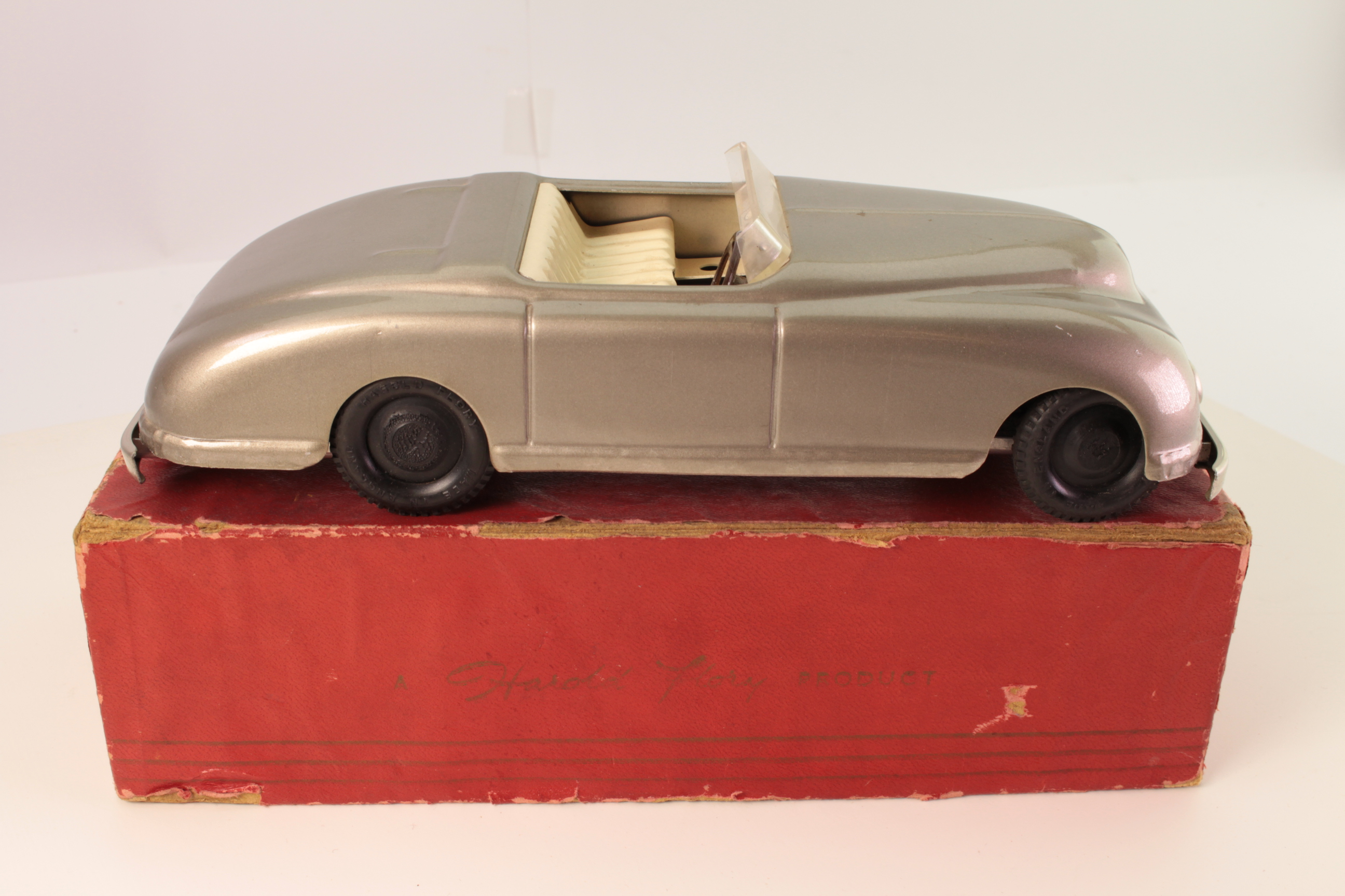 Picture Gallery for Harold Flory 01 Electric Car