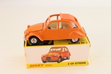 Picture Gallery for Dinky 500 Citroen 2CV Spanish issue