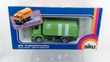 Picture Gallery for Siku 2824 Road Sweeper