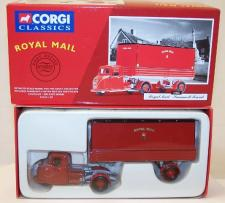 Picture Gallery for Corgi 15002 Scammell Scarab
