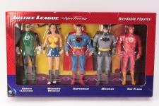 Picture Gallery for NJ Croce DC3910 Bendable Justice League Set