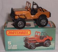 matchbox 5i, 4x4 jeep free price guide \u0026 reviewpicture gallery for matchbox 5i 4x4 jeep