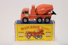 Picture Gallery for Matchbox K13 Ready Mix Concrete Truck
