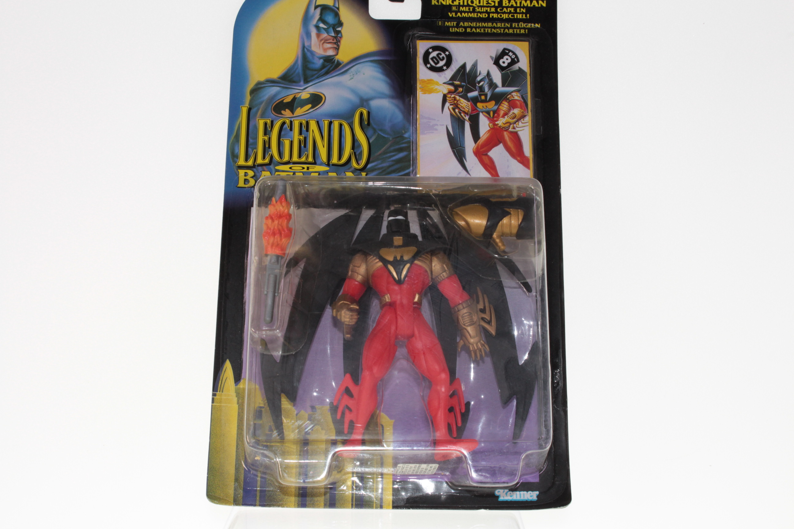Picture Gallery for Kenner 64041115 Knightquest Batman