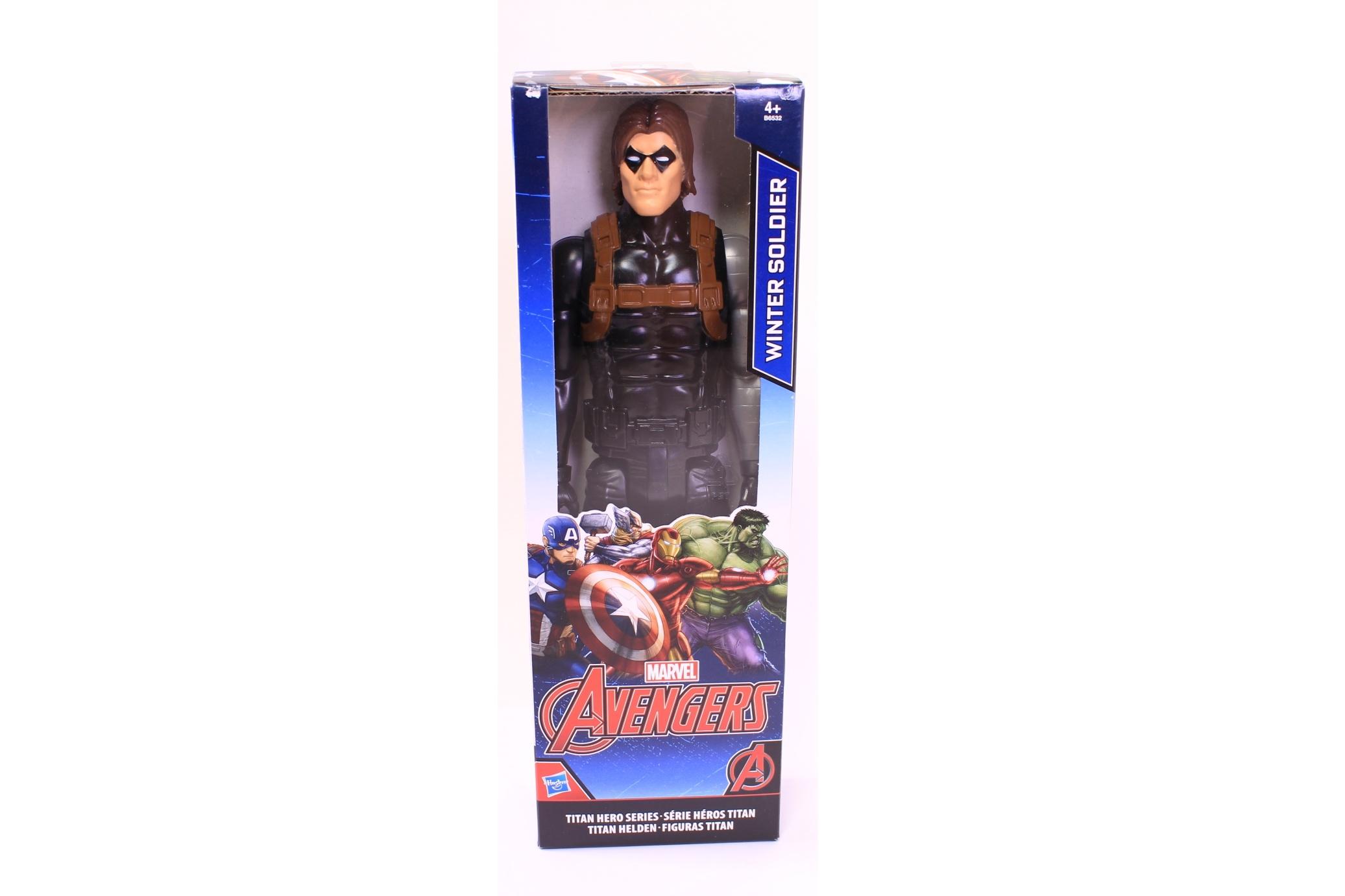 Avengers Titan action figure War Machine B6154 Hasbro 2016