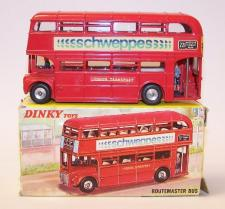 Picture Gallery for Dinky 289 Routemaster Bus