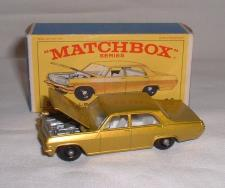 Picture Gallery for Matchbox 36c Opel Diplomat