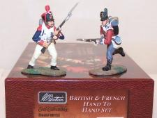 Picture Gallery for Britains Soldiers 00153 British & French Hand to Hand set