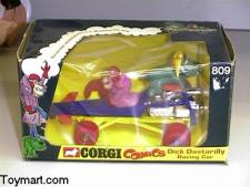 Picture Gallery for Corgi 809 Dick Dastardly Racing car