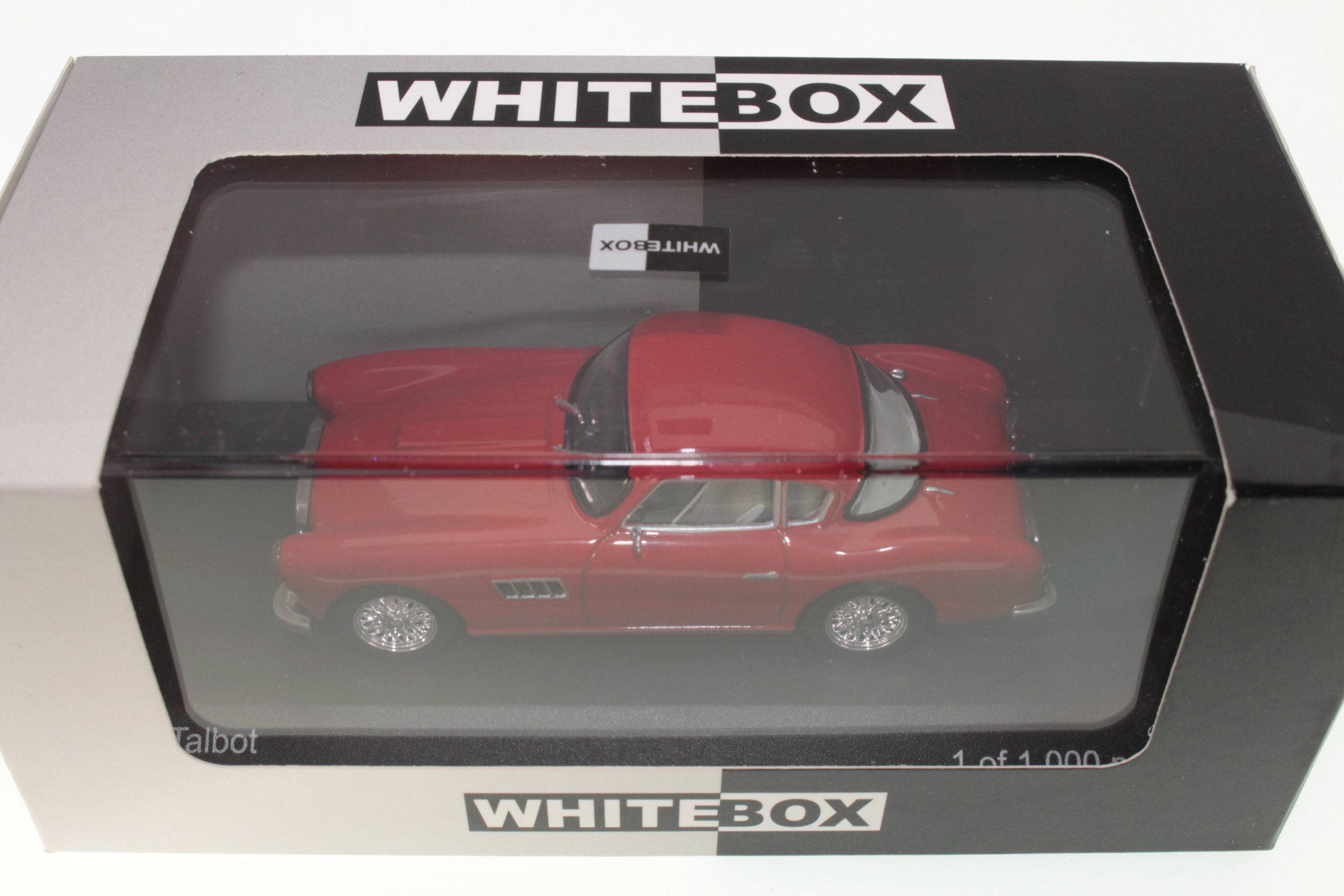 Picture Gallery for Whitebox WB086 Talbot Lago 2500 Coupe