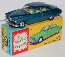 Picture Gallery for Corgi 238 Jaguar MK X
