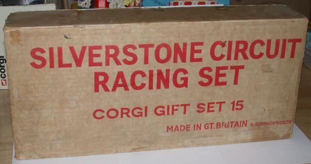 Picture Gallery for Corgi 15 Silverstone Set