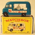 Commer Ice Cream Van
