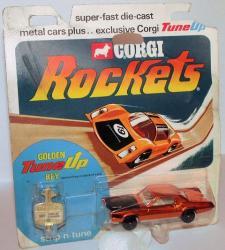 Picture Gallery for Corgi Rockets 907 Cadillac Eldorado