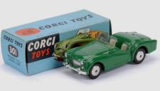 Picture Gallery for Corgi 301 Triumph TR2