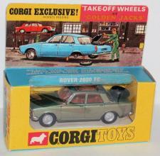 Picture Gallery for Corgi 275 Rover 2000 TC