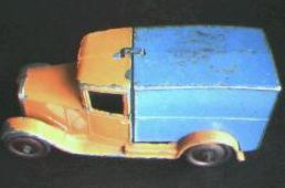 Picture Gallery for Dinky 22d Delivery Van (Hornby Series)